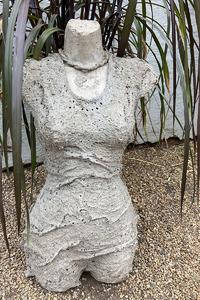 Sat Jun 26 Draped Statue 3pm